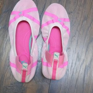 Puma Ballerina shoes